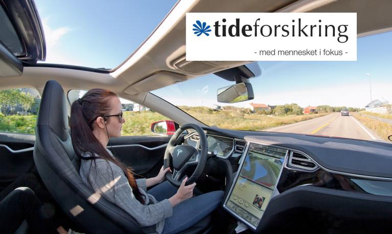 Avtale med Tide Forsikring Tesla Owners Club Norway