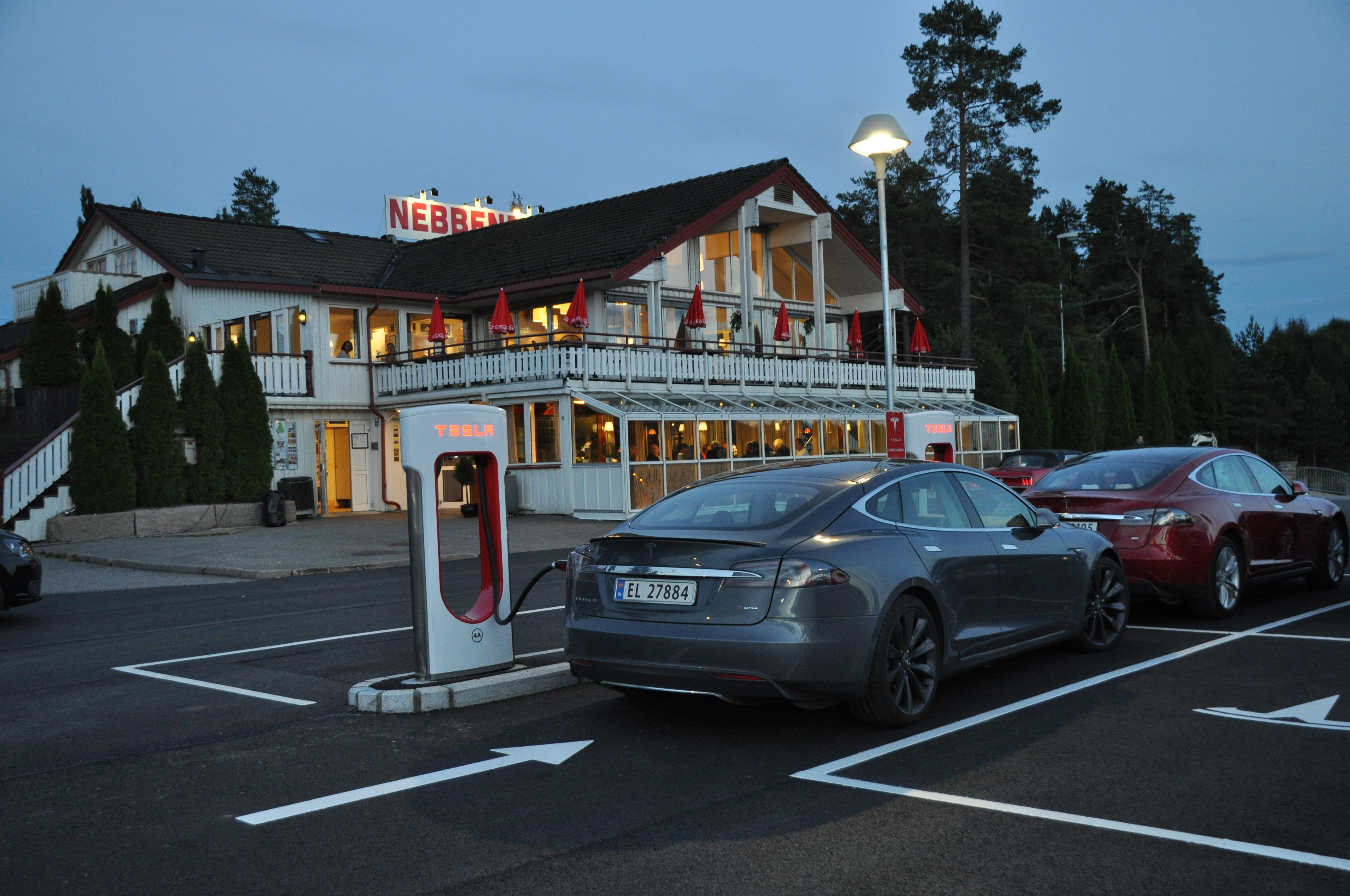 Nebbenes Tesla Owners Club Norway