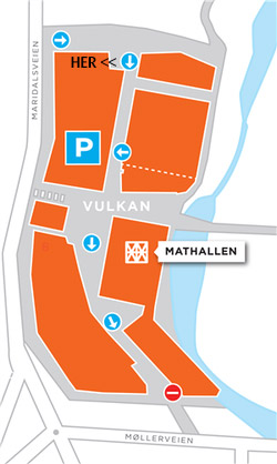 Kart-P Hus-Mathallen