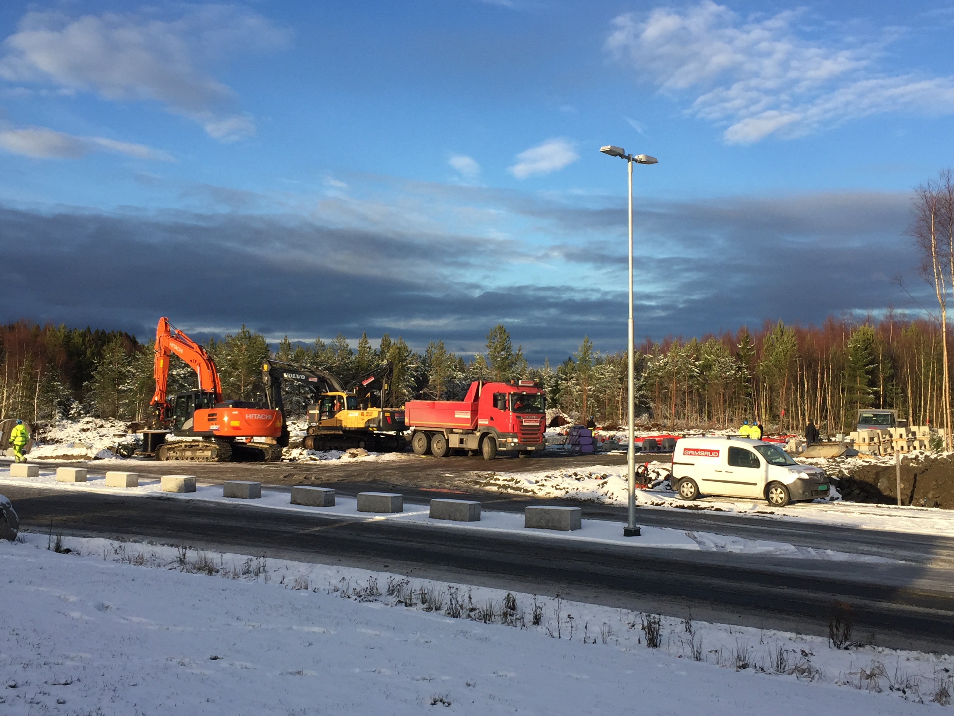 Rygge Supercharger Tesla Owners Club Norway