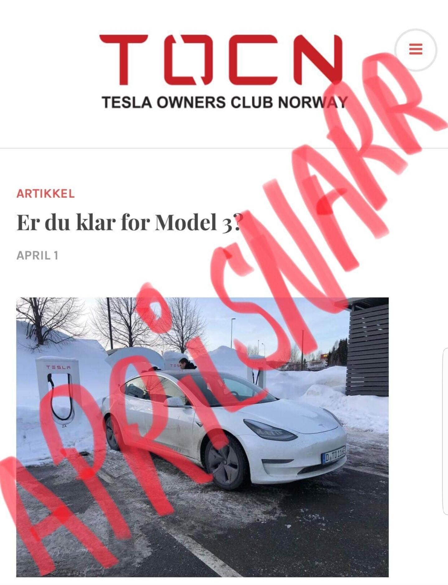 Norges første lynladere åpnet på ÅsVinterbro Tesla Owners